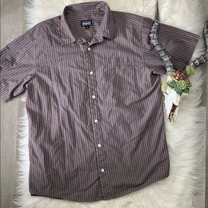 Patagonia // Short Sleeve Button Down